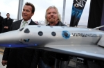 Ричард Брэнсон (Richard Branson) и Арнольд Шварценеггер (Arnold Schwarzenegger).